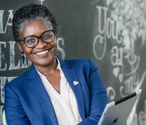 Margareth Gustavo – Managing Director of Cornerstone