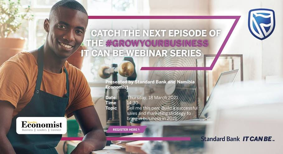 Join us for the FOURTH conference in the Standard Bank Online business talk series