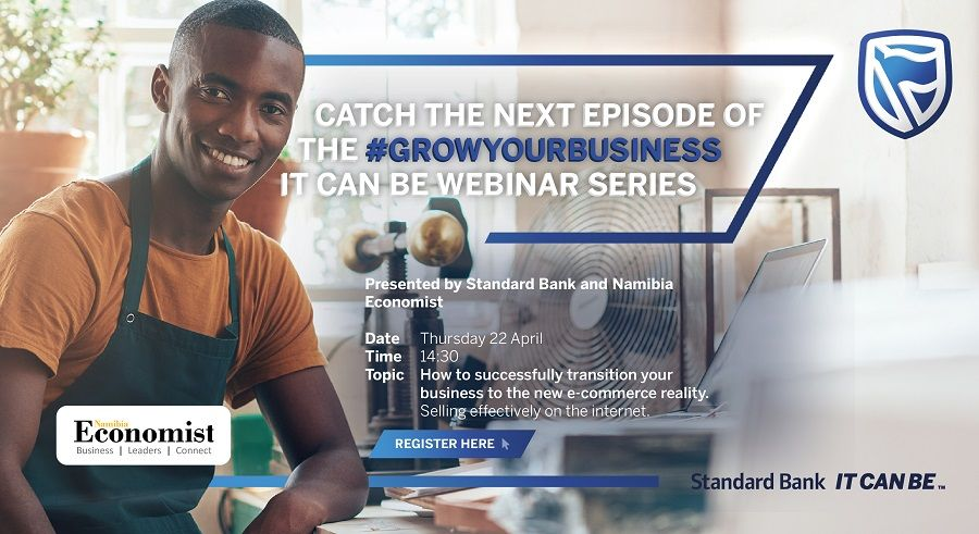 You can now register for the FIFTH conference in the Standard Bank Online business talk series