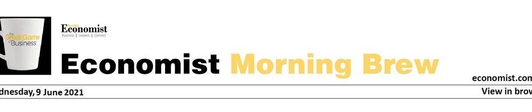 Morning Brew Registration Form
